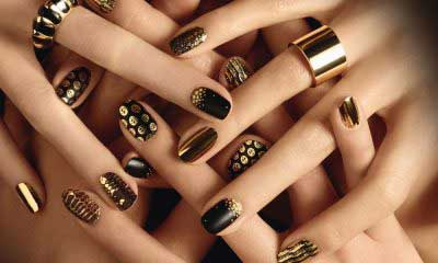 Where to Buy Metallic Nail Polish