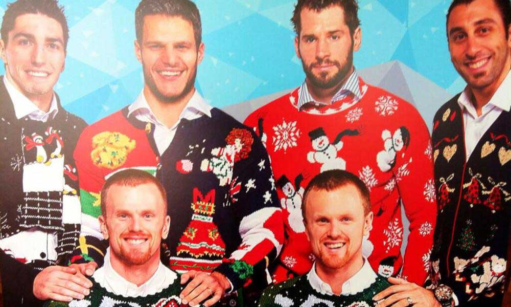 Where to Buy Ugly Christmas Sweaters