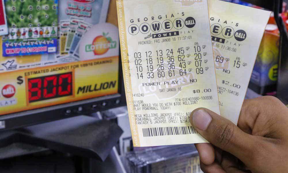Where to Buy Powerball Tickets