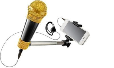 Where to Buy a Selfie Mic