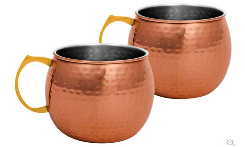 Where to Buy Copper Mugs