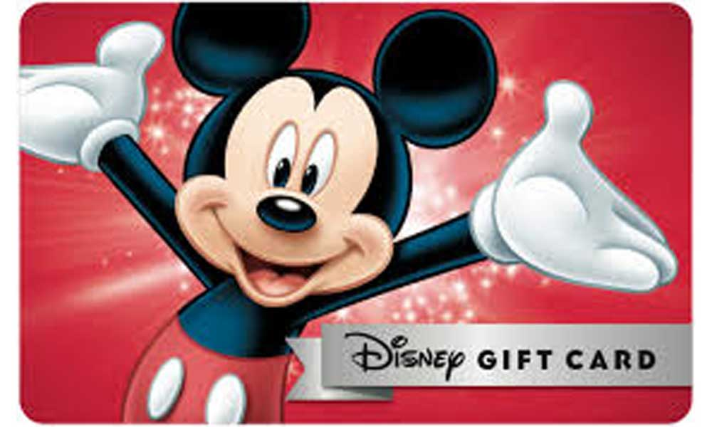 Where to Buy Disney Gift Cards