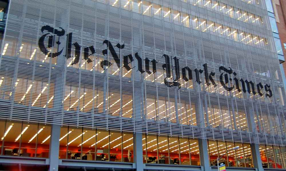 Where to Buy New York Times