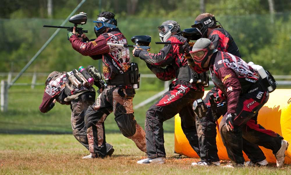 Where to Buy Paintball Guns