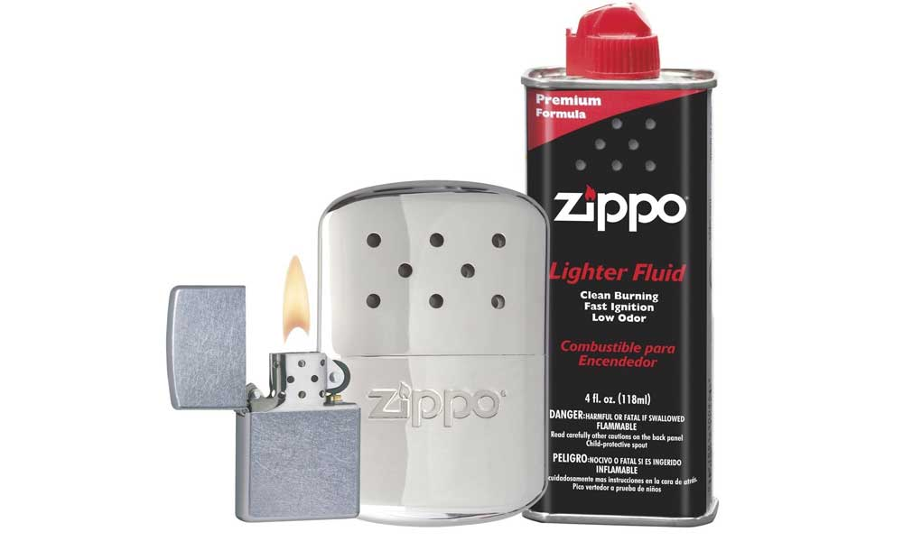 Where to Buy Zippo Lighter Fluid