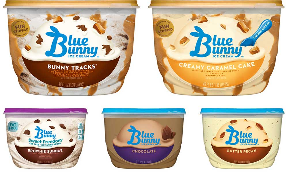 Where to Buy Blue Bunny