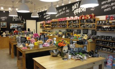 Where to Buy Lush