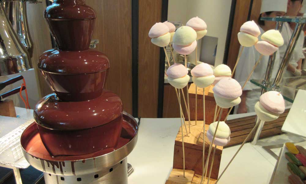 Where to Buy a Chocolate Fountain