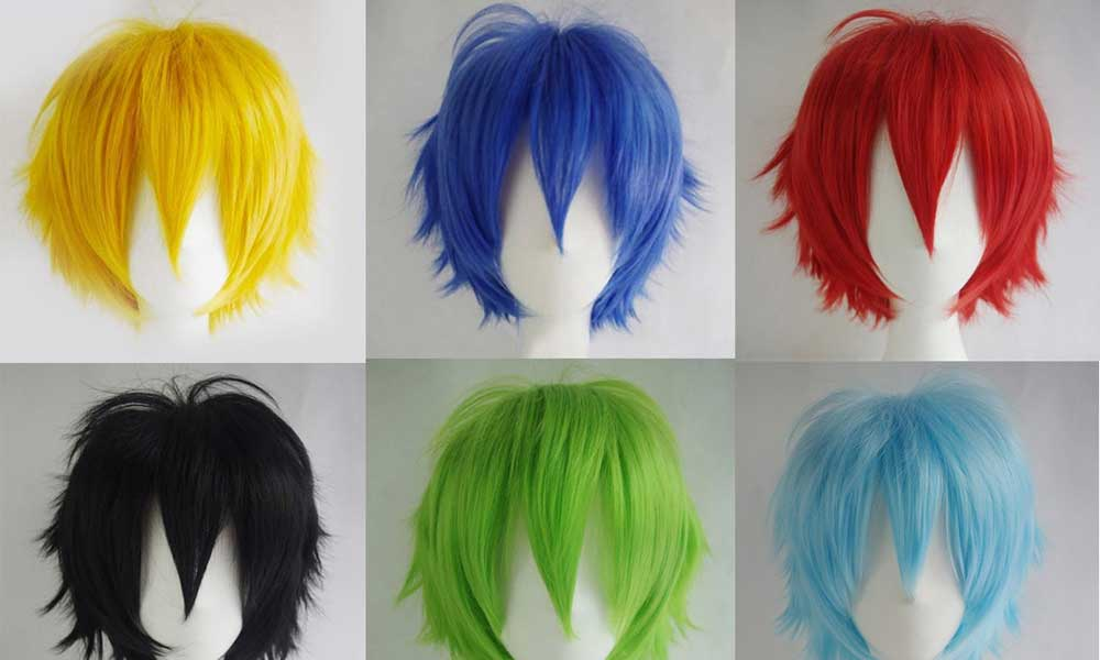 Where to Buy Cosplay Wigs
