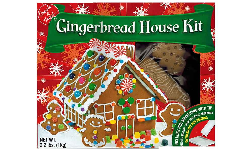 Where to Buy a Gingerbread House Kit