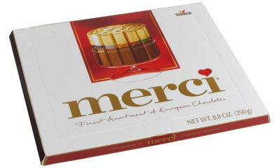 Where to Buy Merci Chocolate