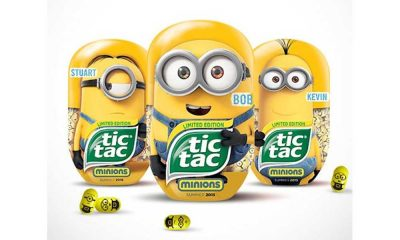 Where to Buy Minion Tic Tacs