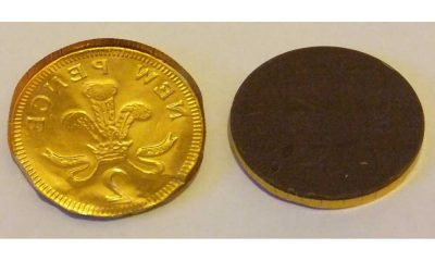 Where to Buy Chocolate Coins