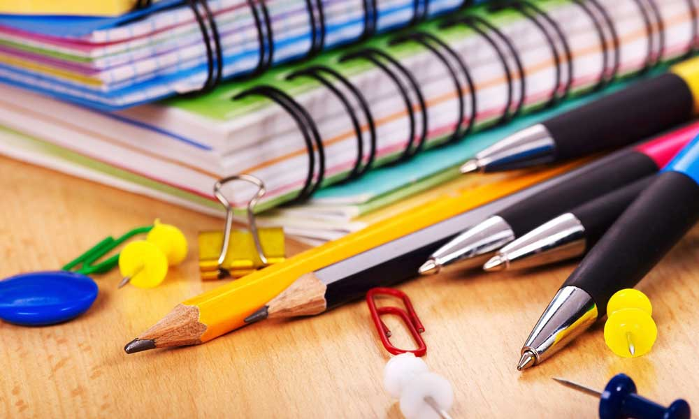 Where to Buy Stationery