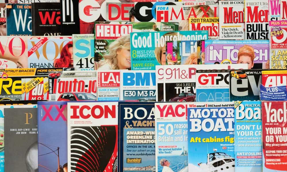 Where to Buy Magazines