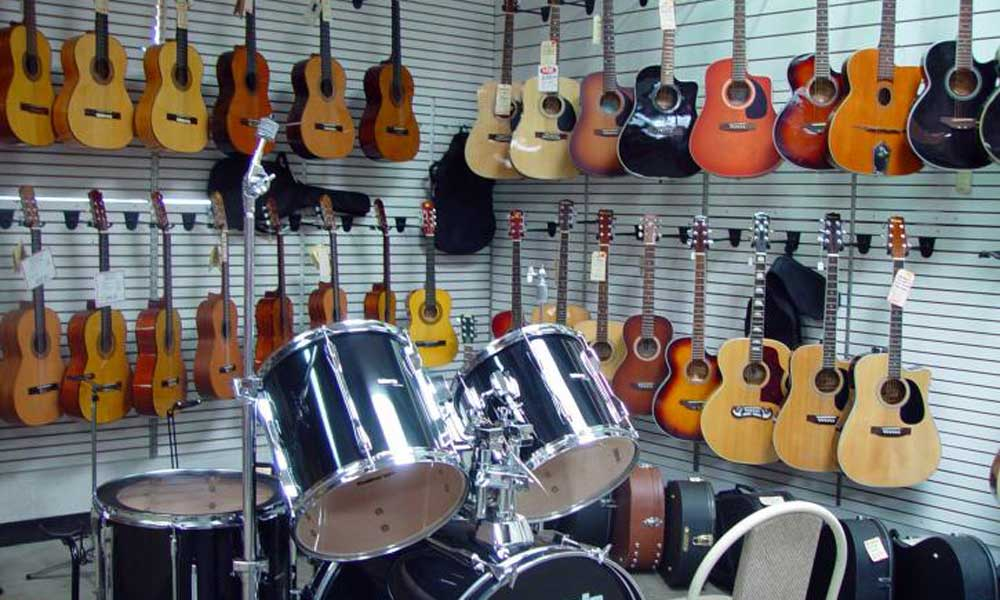Where to Buy Instruments
