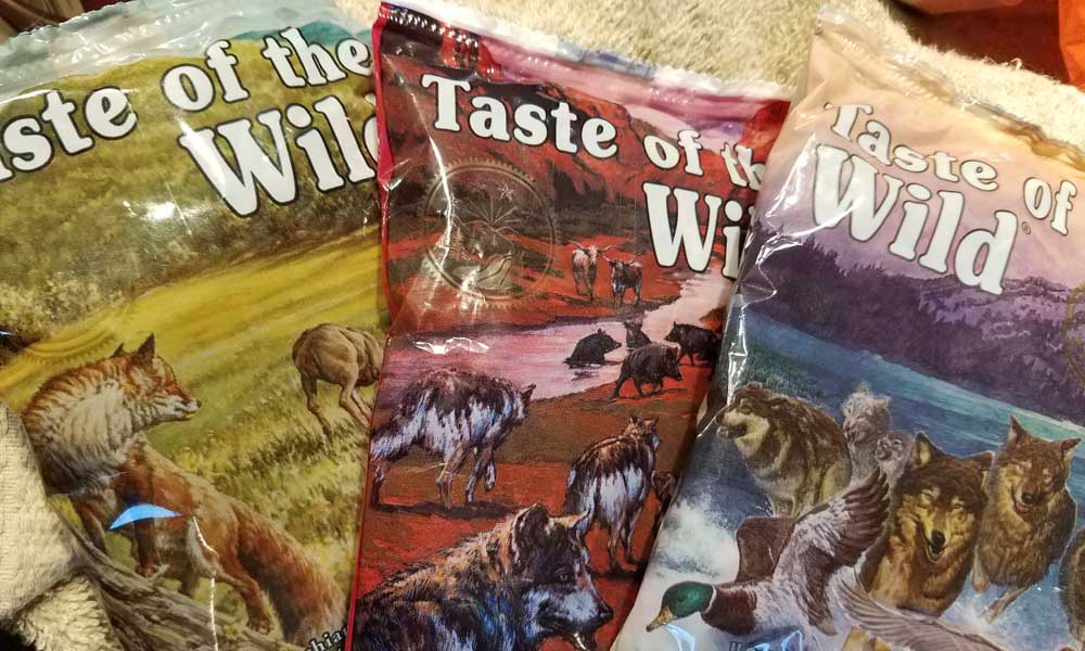 Where to Buy Taste of the Wild