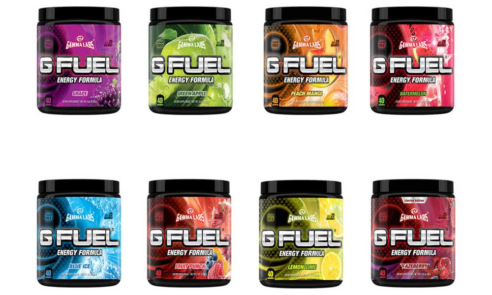 Where to Buy GFuel